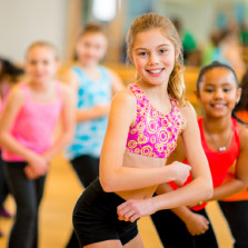 Children's Dance Fit Workshops in East Devon