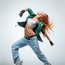 Adult Dance Fit classes in East Devon