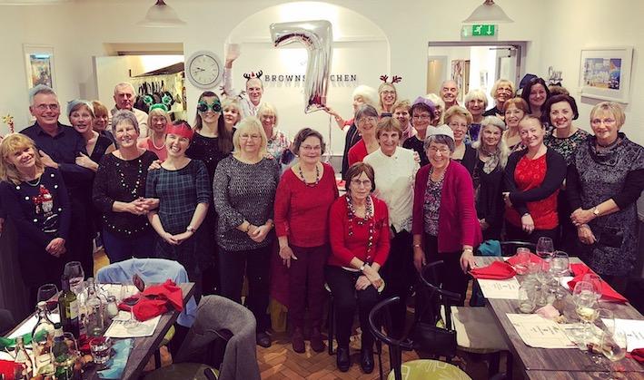 JM DanceFit Sidmouth Pre-Christmas Celebrations