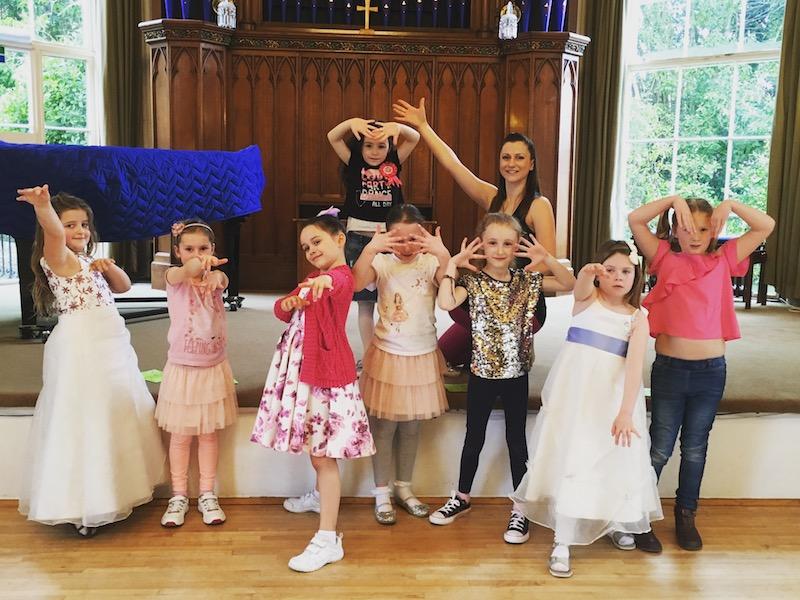 JM DanceFit Children's Zumba Dance Party