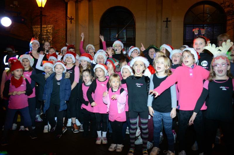 JM DanceFit Festive Zumba Display & Christmas Celebrations in Sidmouth