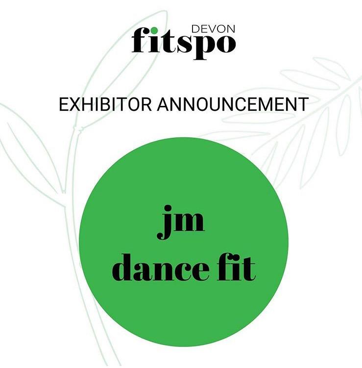 JM DanceFit Exhibitor at Devon FitSpo