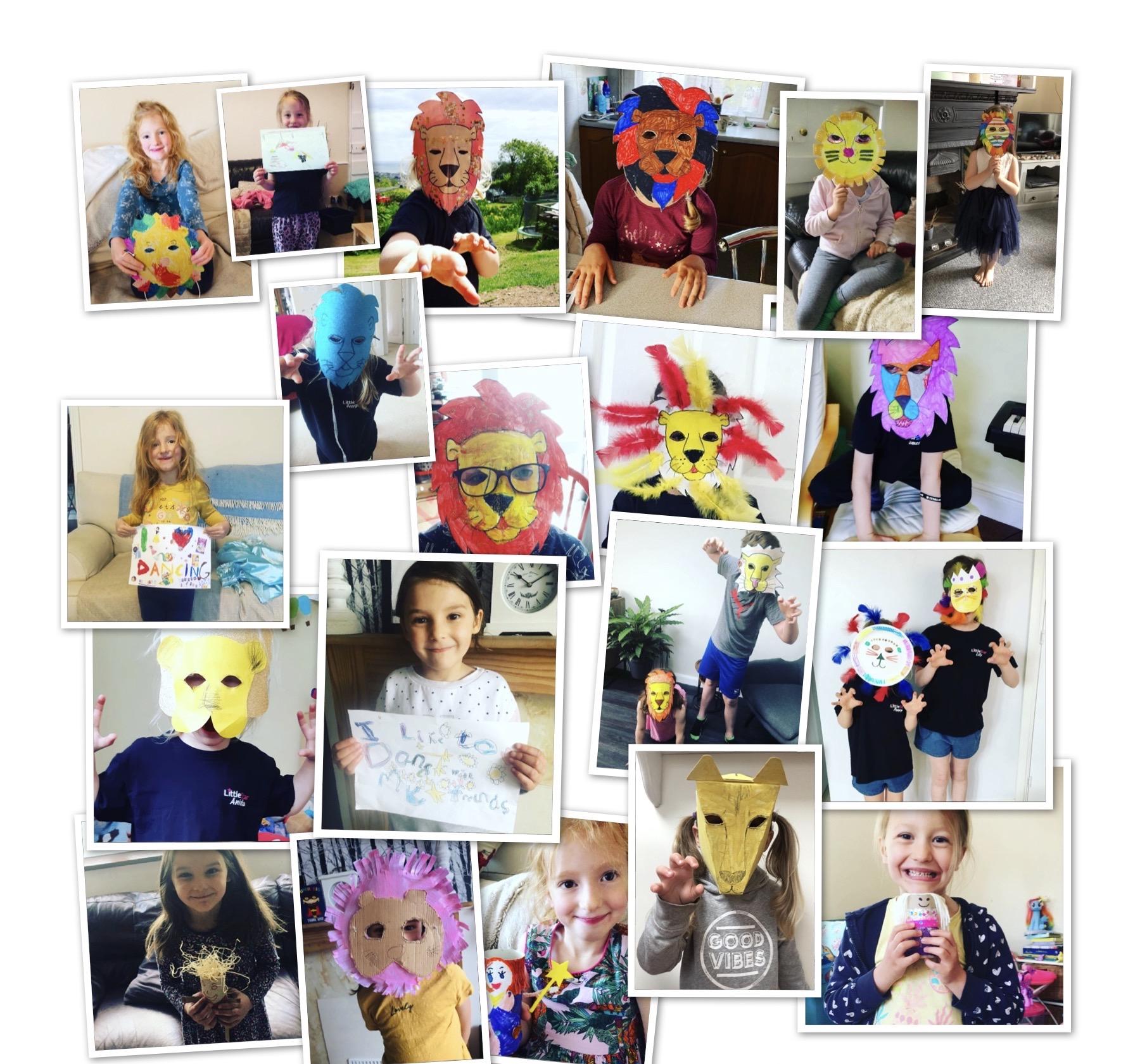 Children's ZumbaKids Live Online